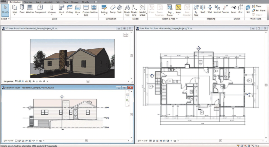 Win more work with BIM