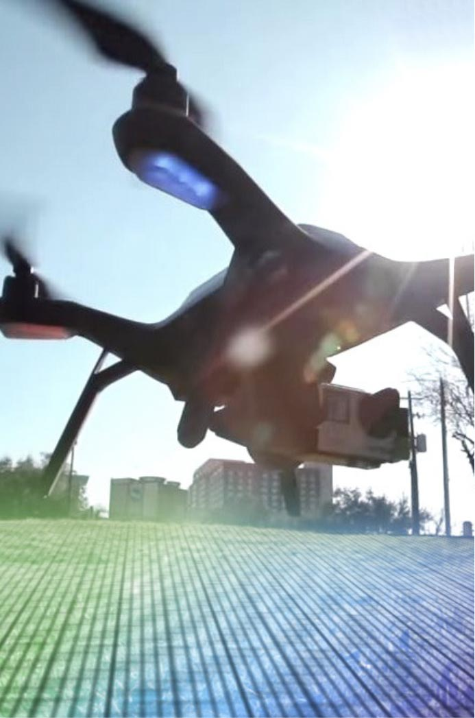 Is AEC Industry waiting for next Generation Drones